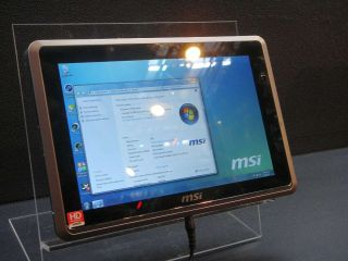 MSI's AMD-powered WindPad