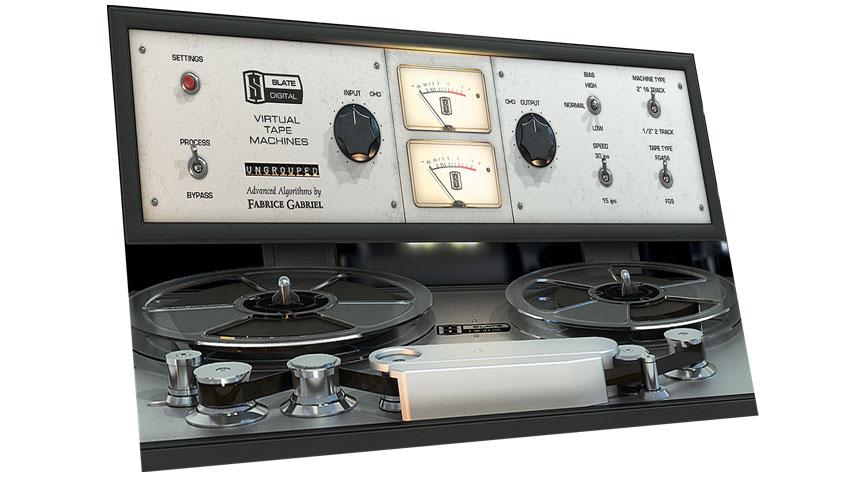 Slate digital virtual tape machines vst free download.