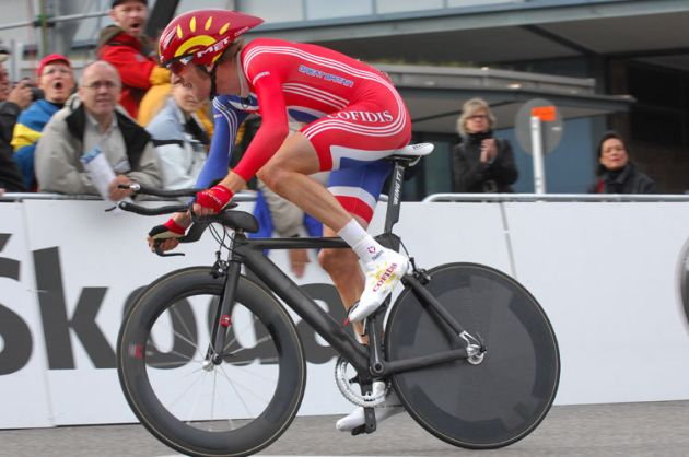 Bradley Wiggins 2007 World Champs TT