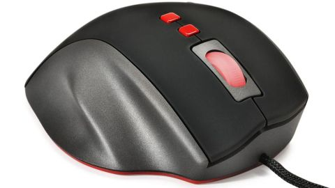 QPAD 5K LE professional gaming laser mouse review