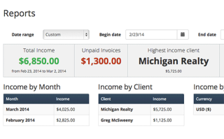 New tool makes accounting easy for freelancers