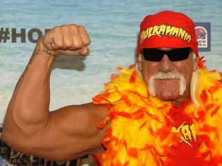 Hulk Hogan and Metallica Hogan says that s no load