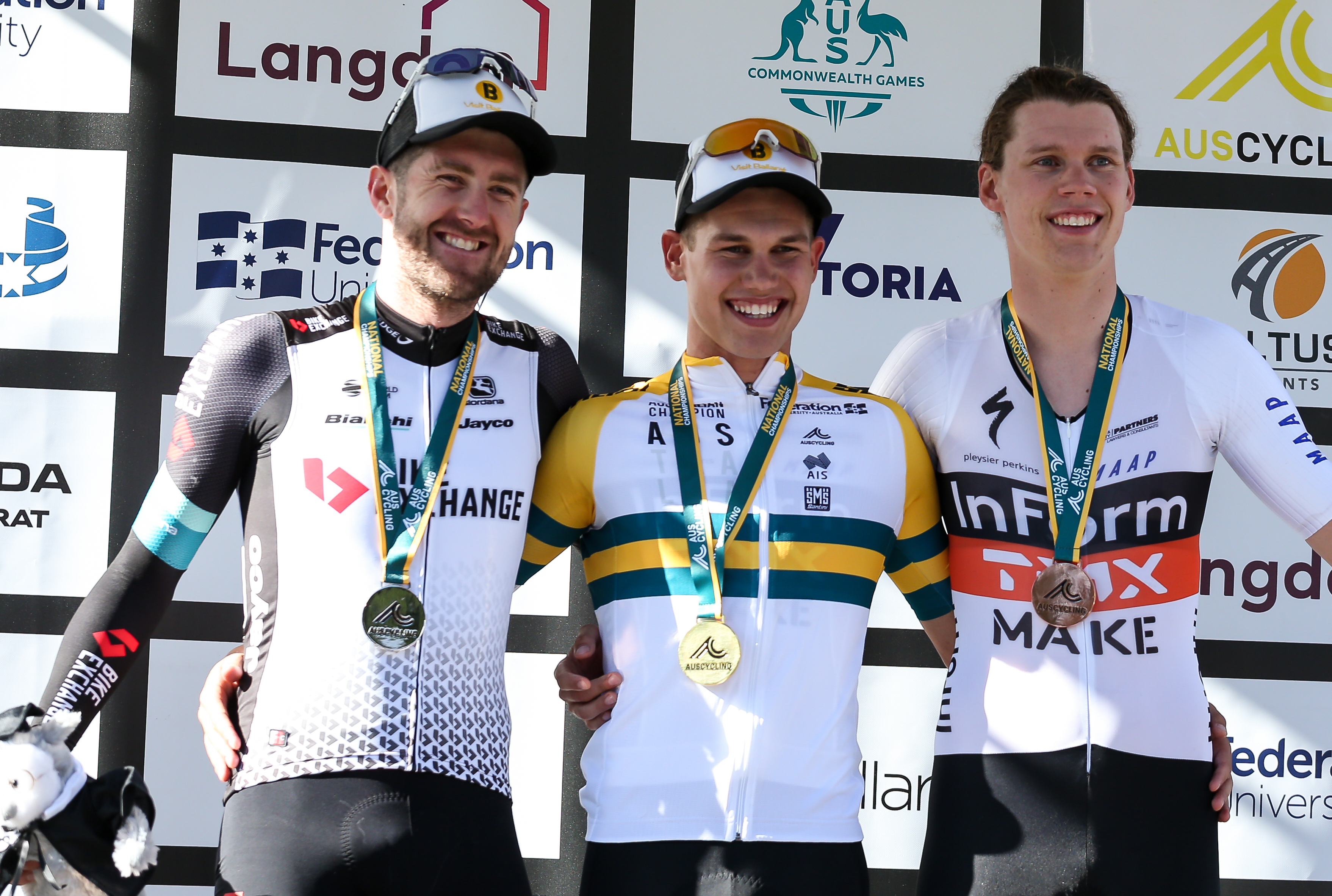Australian Road Championships: Plapp wins elite men's time trial unseating  Durbridge   Cyclingnews
