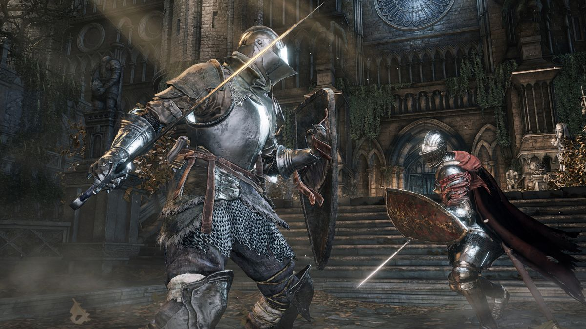 Dark Souls 3 trades the series' mystique for accessibility
