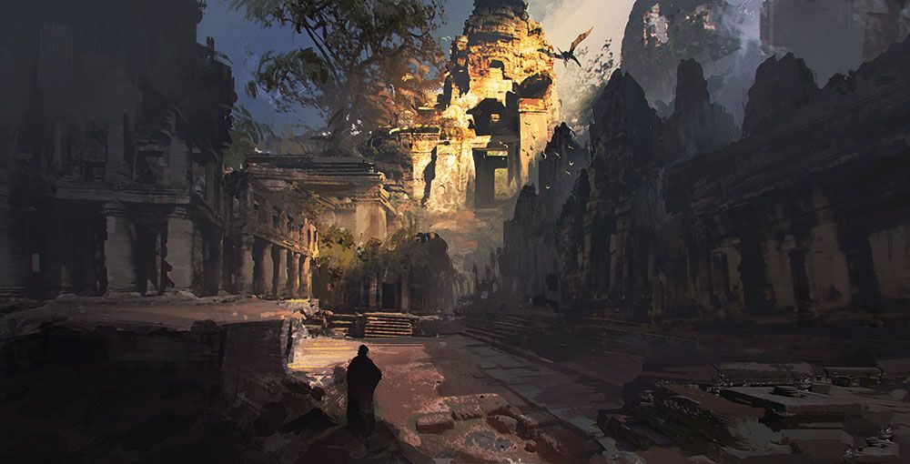How to become a better concept artist | Creative Bloq