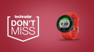 Garmin Black Friday smartwatch deal