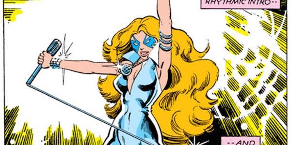 dazzler marvel comics