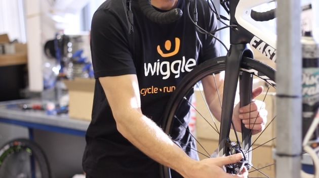 Wiggle's service options will cover all aspects of your bike