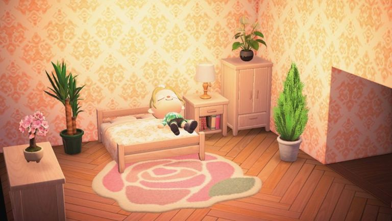 Animal Crossing: Chintz bedroom