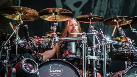 Chris Adler S Guide To Death And Thrash Metal Drumming