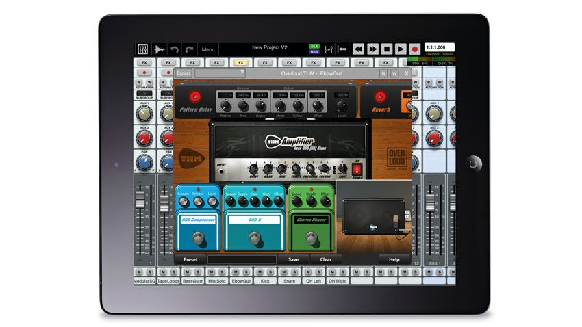 VIDEO | Export Auria iPad DAW Session To Pro Tools