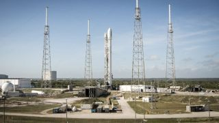 SpaceX Falcon 9 rocket makes history