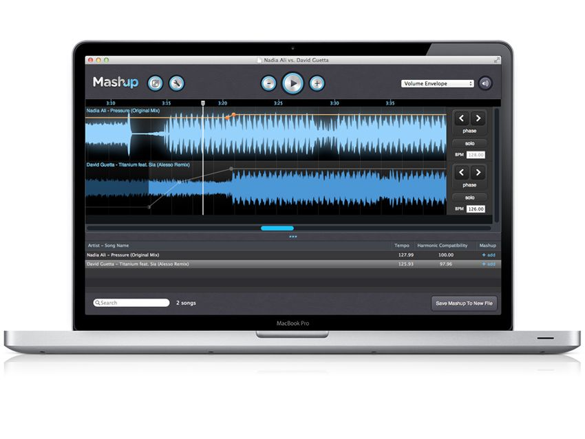 New Mashup Software Matches Songs Automatically Musicradar