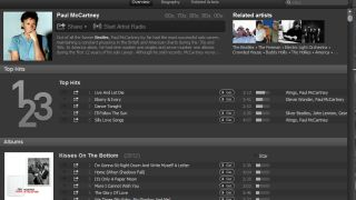 Paul McCartney back on Spotify Rdio other streaming services