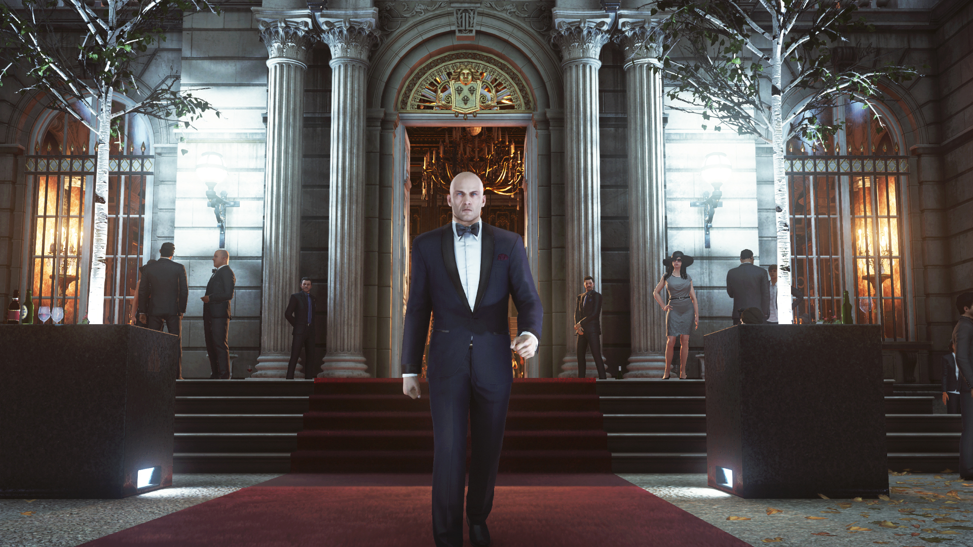 IO Interactive and James Bond is a match made in Heaven