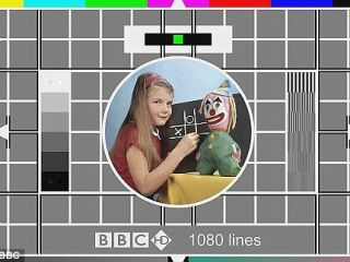 Carole and the HD testcard