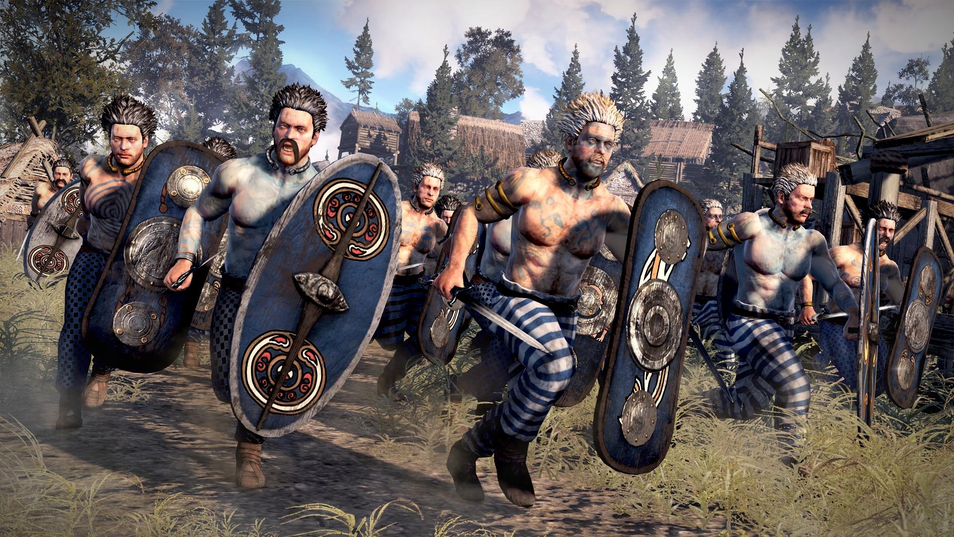 Total War Rome 2 Review Gamesradar