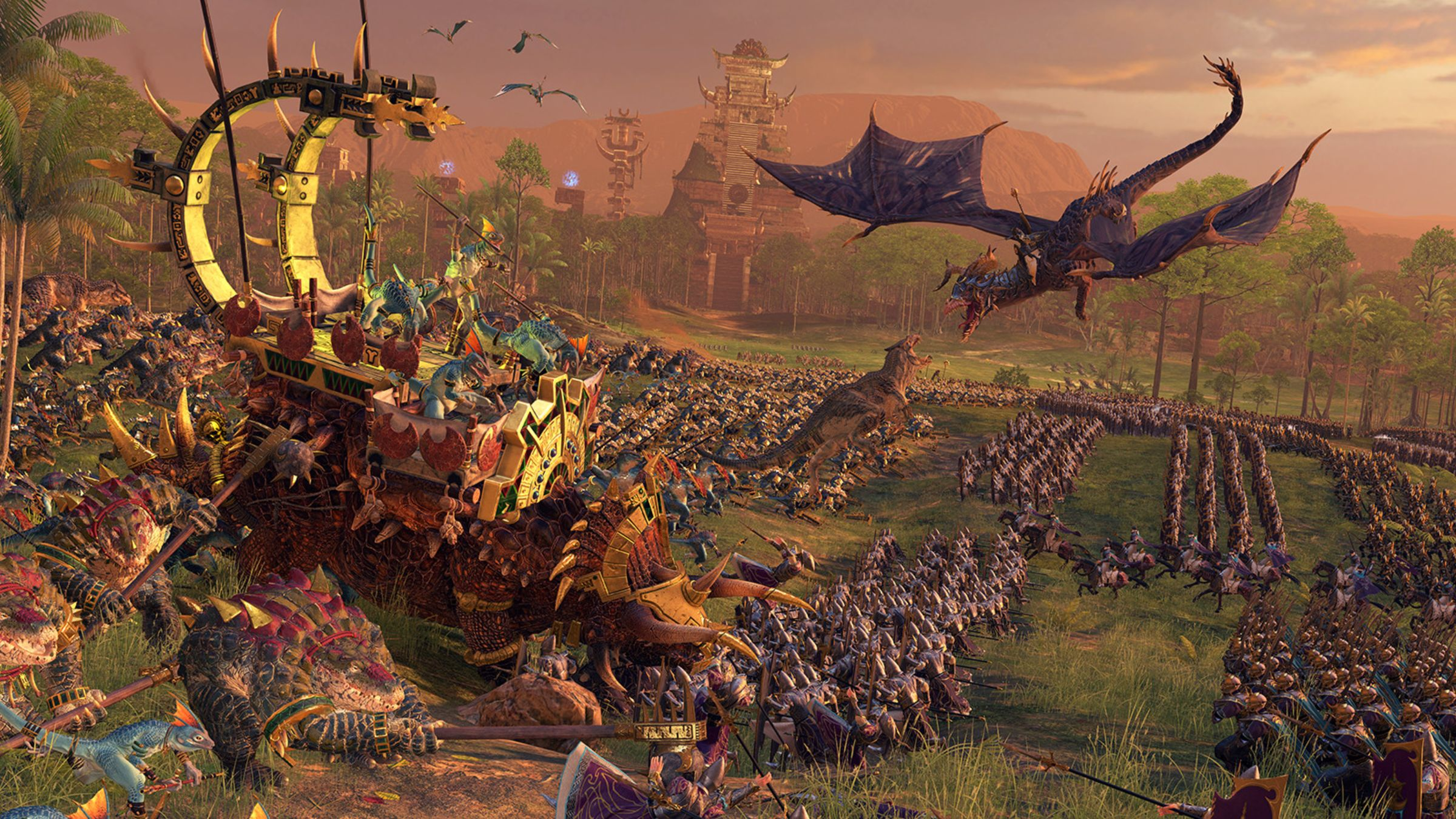 Six things I wish I knew before starting a Total War: Warhammer 2