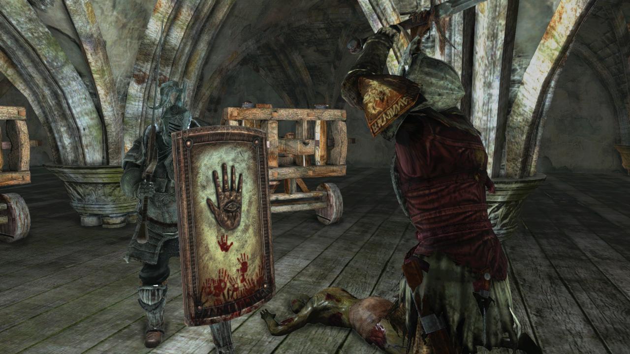 Dark Souls 2 Screenshots Unveil Two Amazing Shields #30430