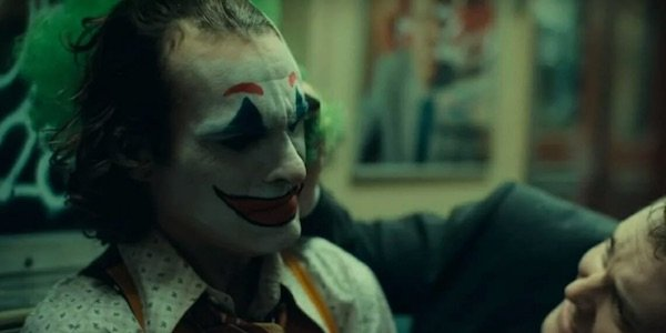 Joaquin Phoenix in the Joker trailer