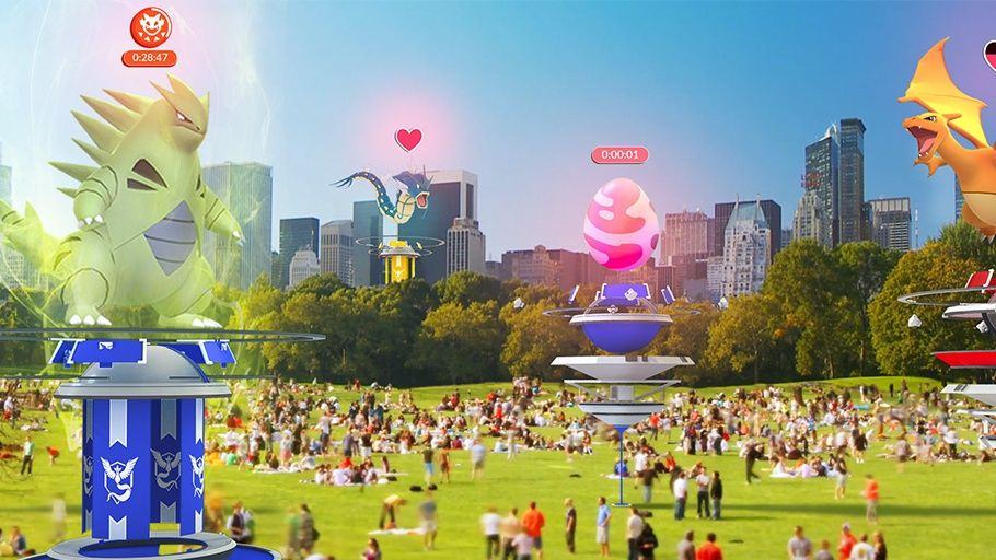 Pokémon Go's wayspot contributions disabled due to 'overwhelming response'