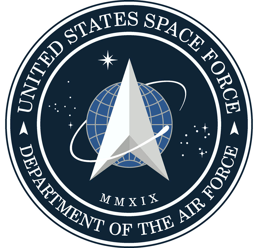 Trump unveils new Space Force logo (yes, it looks like something from 'Star Trek') | Space