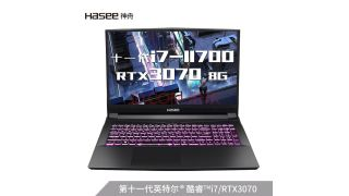 Hasee Rocket Lake-S Gaming Laptop