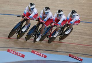 Russia struggled in the pursuit qualifying