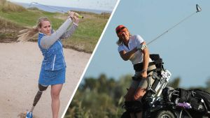 Golfers With Disabilities