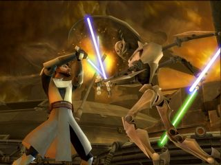 Could Wii MotionPlus have made Clone Wars into a 'proper' lightsaber sim?