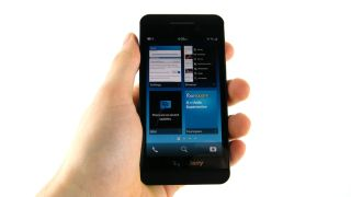 Sprint BlackBerry 10 that is not a Z10 smartphone
