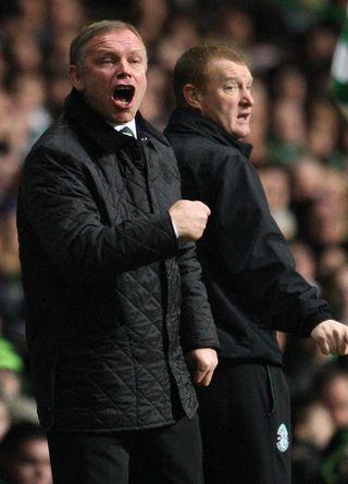 Soccer – Clydesdale Bank Premier League – Celtic v Hibernian – Celtic Park