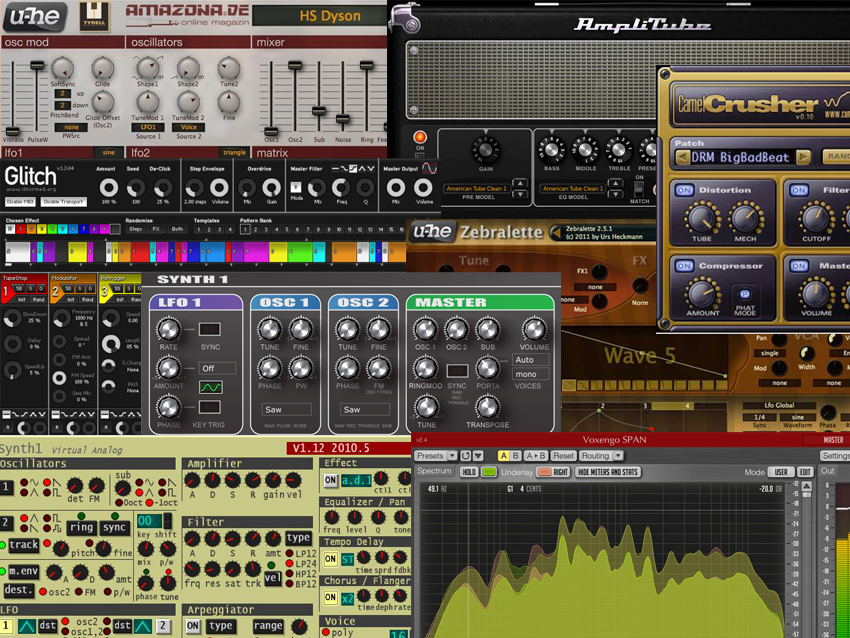 Free music software: the best audio app and plug-in downloads on the