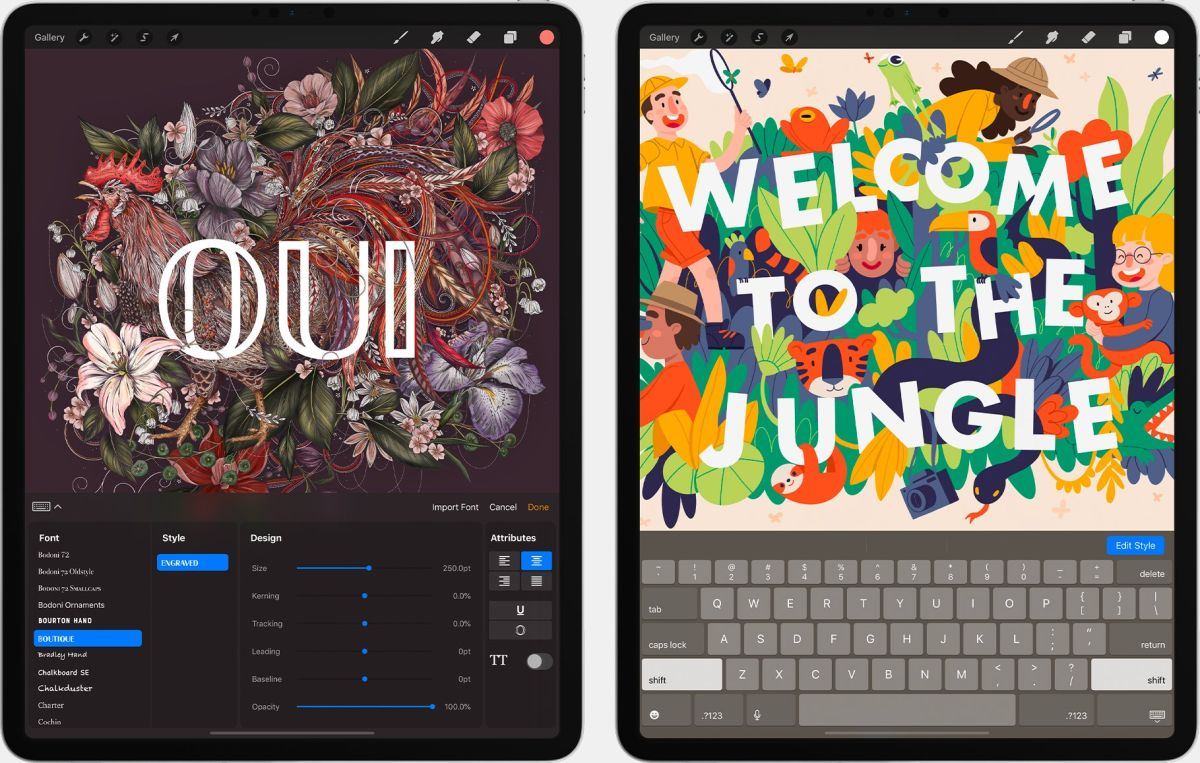The best painting and drawing apps for iPad | Creative Bloq