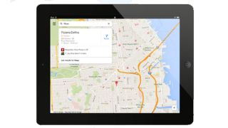 Tablet-friendly Google Maps finds its way on to iPad