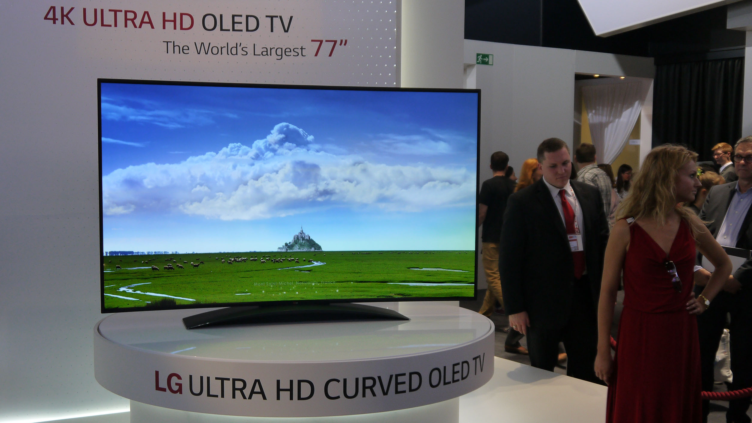 LG and Samsung put aside OLED patent problems for the good of