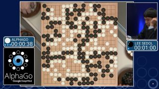 DeepMind AlphaGo vs Lee Se dol