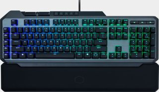 Cooler Master launches a keyboard with pressure-sensitive keys for $200