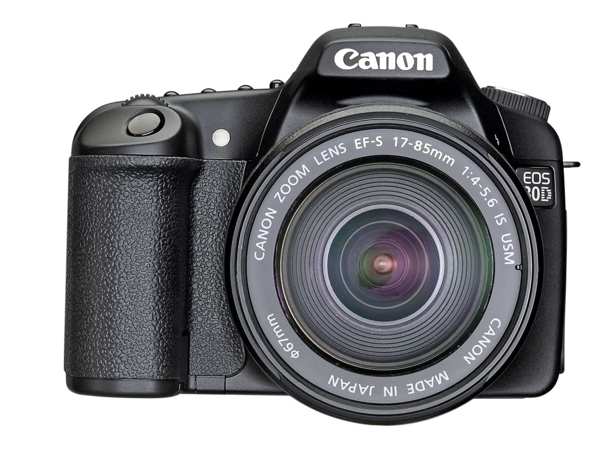 current firmware for a canon 30d
