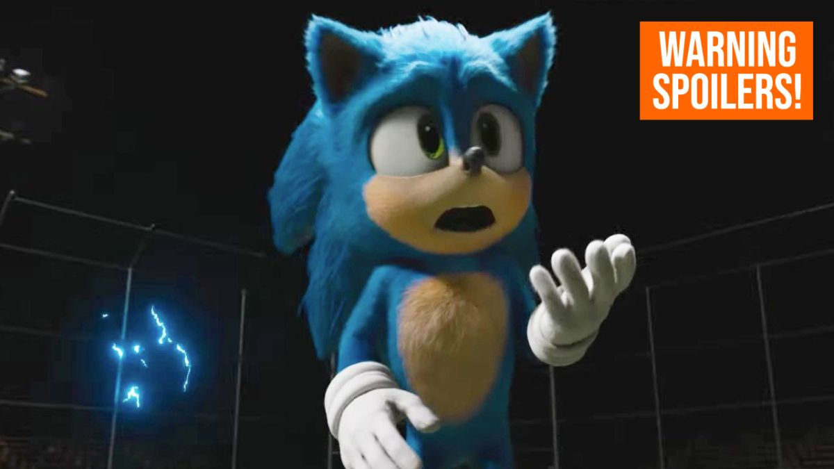 Sonic Post Credits Scene Explained What Happens And How It Sets Up A Sequel Gamesradar