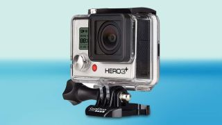 GoPRO HERO+ Silver Edition Camera