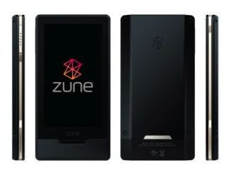 Zune HD in piano black, but will it make a dent in Apple's market share with iPod?