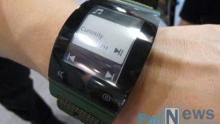 Sharp smartwatch prototype