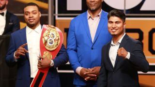 spence vs garcia live stream boxing