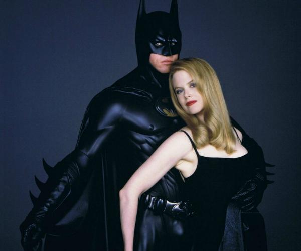 Nicole Kidman Batman Forever