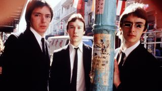 The Jam: Bruce Foxton, Rick Buckler and Paul Weller