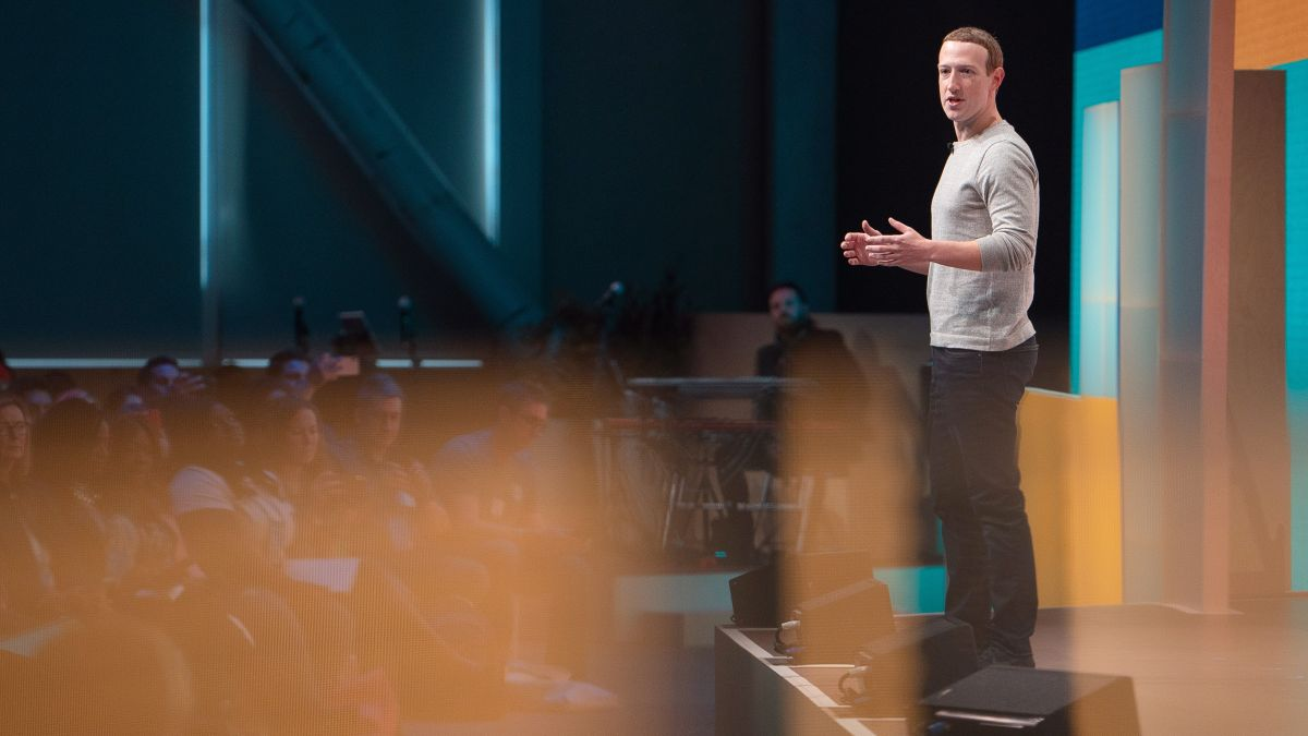 Facebook cancels large-scale physical events through June 2021