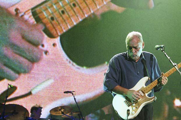 David Gilmour's 'Comfortably Numb' Arpeggios