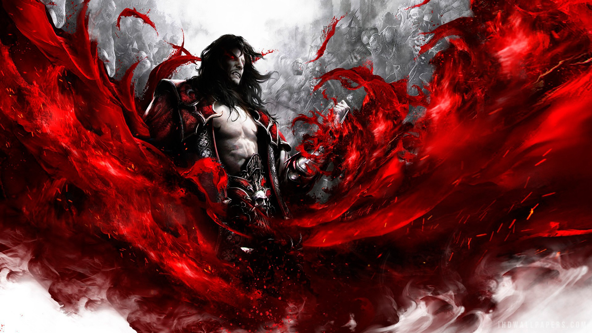 Cool Castlevania Lords Of Shadows 2 Art