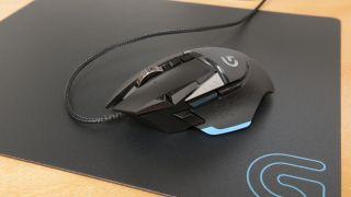 Logitech G502 Proteus Core gaming mouse   TechRadar